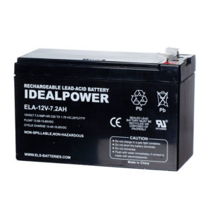 RS127 batterie moyenne 12v 7a